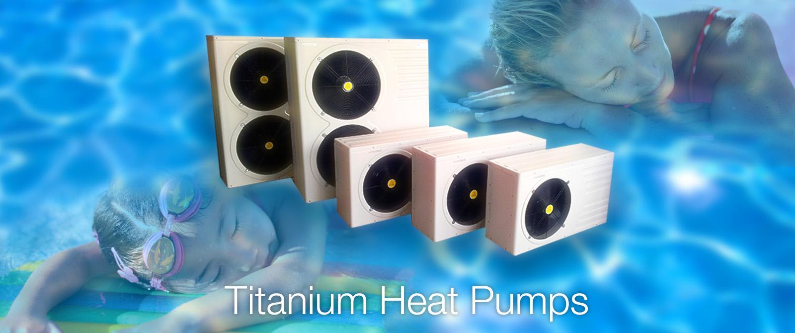 titanium heat pumps lanzarote