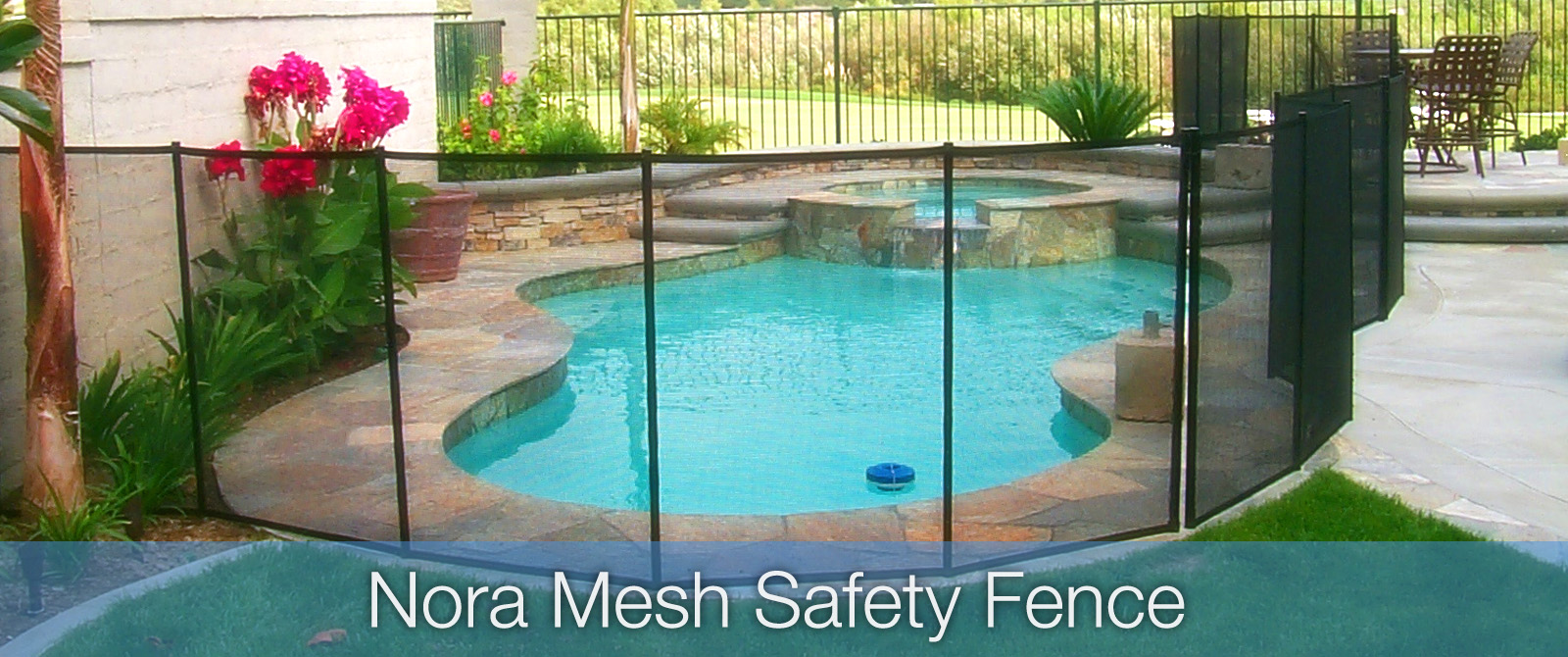 nora mesh safety fence lanzarote