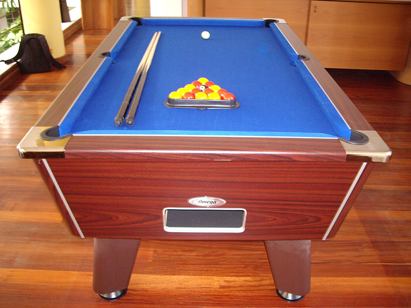 pool tables in Lanzarote